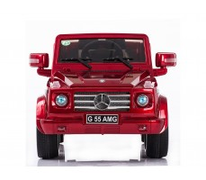 Фото электромобиля Joy Automatic Mercedes Benz G55 AMG LUXE Red вид сбоку