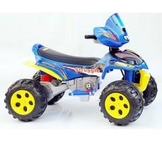Фото электроквадроцикла Joy Automatic 22 Quad Blue вид сбоку