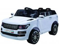 Электромобиль HZLA198 Rover White (р/у)