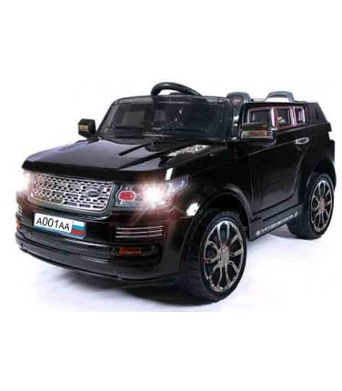 Электромобиль HZLA198  Rover черный | Купить, цена, отзывы