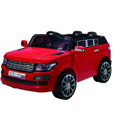 Электромобиль HZLA198  Rover красный | Купить, цена, отзывы