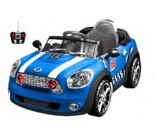Электромобиль 118 Mini Cooper Blue (р/у)