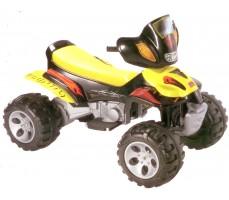 Электроквадроцикл 22 Quad Yellow