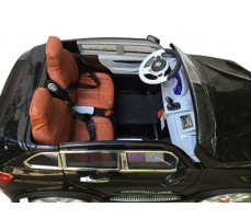 фото Детский электромобиль Joy Automatic BMW 7 Black