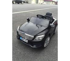 Детский электромобиль Joy Automatic Mercedes C Black