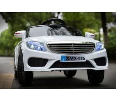 фото Детский электромобиль Joy Automatic Mercedes C White