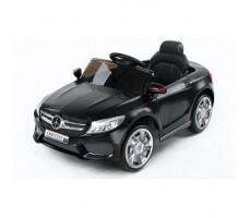 Детский электромобиль Joy Automatic Mercedes Cabrio Black