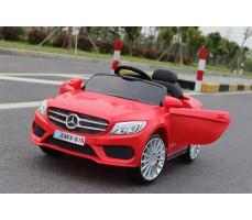 фото Детский электромобиль Joy Automatic Mercedes Cabrio Red
