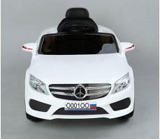 фото Детский электромобиль Joy Automatic Mercedes Cabrio White