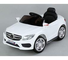 Детский электромобиль Joy Automatic Mercedes Cabrio White