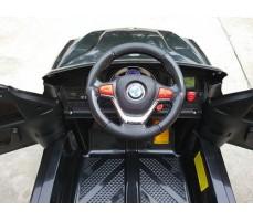 фото Детский электромобиль Joy Automatic BMW X5M Black