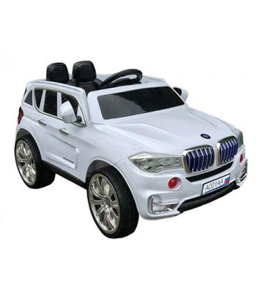 Детский электромобиль Joy Automatic BMW X5M White   Купить, цена, отзывы