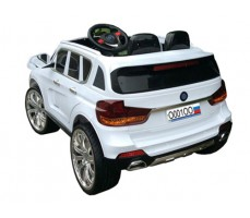 фото Детский электромобиль Joy Automatic BMW X5M White