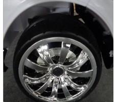 фото колесо Детский электромобиль Joy Automatic BMW X5M White