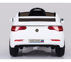 фото Детский электромобиль Joy Automatic Mercedes GLE White