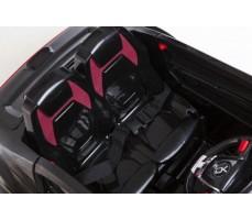 фото Детский электромобиль Joy Automatic Mercedes S Black