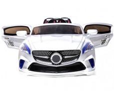 фото Детский электромобиль Joy Automatic Mercedes S White