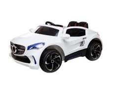 Детский электромобиль Joy Automatic Mercedes S White