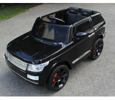 фото Детский электромобиль Joy Automatic Range Rover Vogue Black