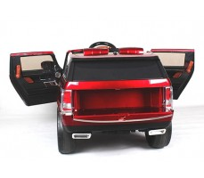 фото Детский электромобиль Joy Automatic Range Rover Vogue Red