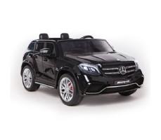 фото Детский электромобиль Mercedes Benz AMG GLS63 LUXE Black