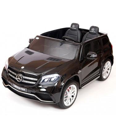 Детский электромобиль Mercedes Benz AMG GLS63 LUXE Black | Купить, цена, отзывы