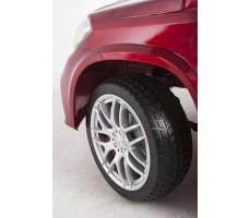 фото колесо Детский электромобиль Mercedes Benz AMG GLS63 LUXE Red