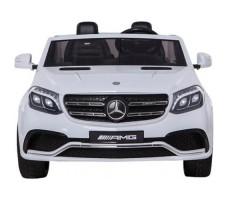 фото Детский электромобиль Mercedes Benz AMG GLS63 LUXE White
