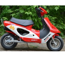 Фото электроскутера Joy Automatic LMOOXR3-Bike 350w Red