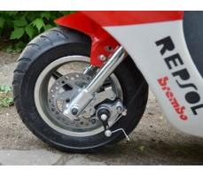 Фото колеса электроскутера Joy Automatic LMOOXR3-Bike 350w Red