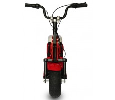 Фото электроскутера Joy Automatic LMOOXR3-Bike 350w Red вид спереди