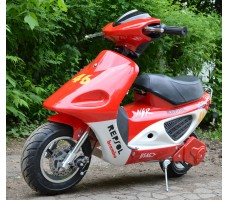 Электрический скутер LMOOXR3-Bike 350w Red
