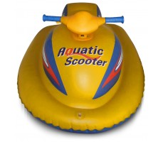 Фото гидроцикла Joy Automatic Aquatic scooter 60W Yellow вид сверху