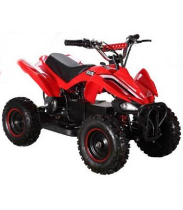 Электроквадроцикл Electro Rider (500W) красный | Купить, цена, отзывы