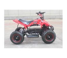 Фото электроквадроцикла Joy Automatic Electro Rider (500W) Red вид сбоку