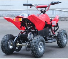 Фото электроквадроцикла Joy Automatic Electro Rider (500W) Red