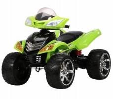Электроквадроцикл Joy Automatic Quad Pro Green