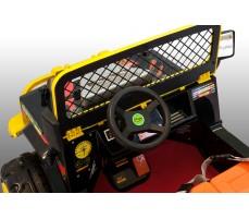 Фото приборной панели электромобиля TCV-353 Panther Black