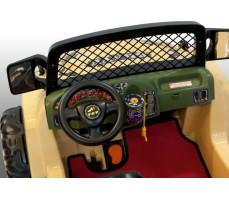 Фото приборной панели электромобиля TCV-355 Shark Beige