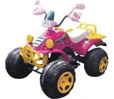 Электроквадроцикл TCV-636 Tornado Pink