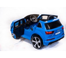 Электромобиль TOYLAND Audi Q7 Blue