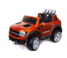 Электромобиль TOYLAND BBH 1388 Orange