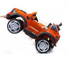 фото Электромобиль TOYLAND BBH 1388 Orange