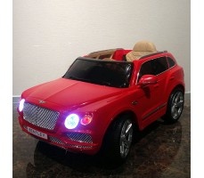 Электромобиль TOYLAND Bentley Bentayga Red