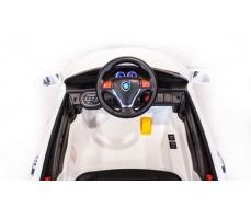 фото Электромобиль TOYLAND BMW 3 PB 807 White