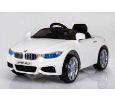 Электромобиль TOYLAND BMW 3 PB 807 White