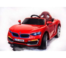 Электромобиль TOYLAND BMW HC 6688 Red