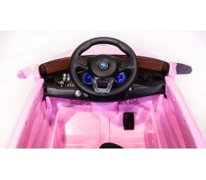 фото Электромобиль TOYLAND BMW XMX 835 Pink
