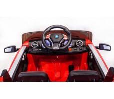 фото Электромобиль TOYLAND Джип BMW JH-9996 Red