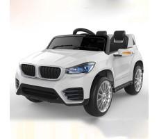 Электромобиль TOYLAND Джип BMW JH-9996 White